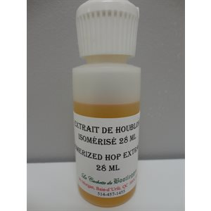 ISO. HOP EXTRACT 28 ML