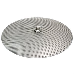 12'' Stainless Steel False Bottom