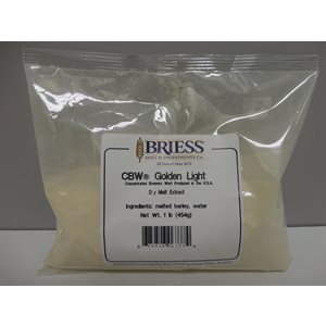 BRIESS DRY MALT LIGHT 1 LB (454 g)
