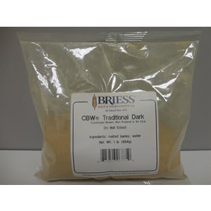 Briess dry malt Dark 1 lb (454 g)