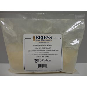 Briess dry Malt Wheat 1 LB (454 G)