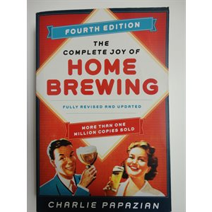 Book - New Complete Joy of Homebrewing (4th edition)