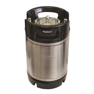 9.5 L (2.5 G) New Keg (Ball-Lock)