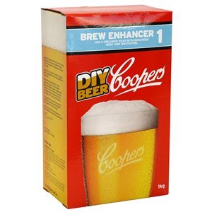 Coopers Brew Enhancer 1